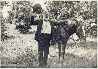 Edward Clinton Woods, Florida 1915