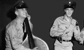 Elvis and Robert Ivers