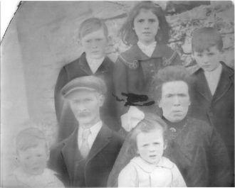 John Brennan Family of Co. Mayo