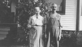 Leander Jarrell & mary Margaret Crum