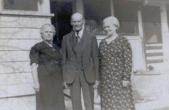 Laura Ellis, Sherman & Eugenia Dickson
