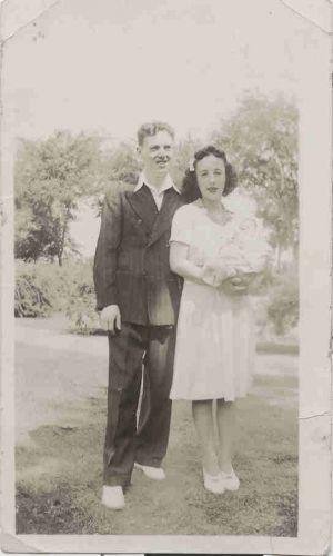 Cunningham Family, Ontario Canada