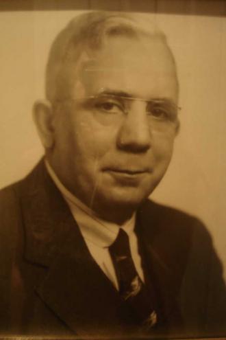 A photo of Albert Jean DeForest