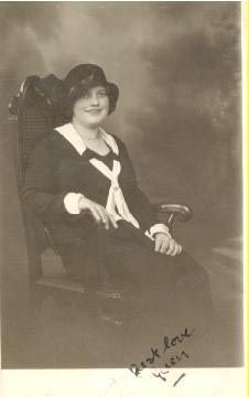 Gwen  Death Batchelor, 1927
