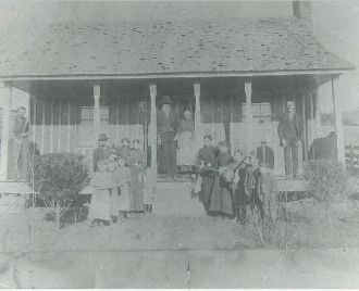 John Corum-Martha Underwood Family