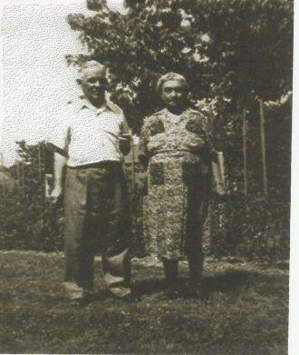 Nicholas Wilmer Carl & His Wife, Bertha A.Swickard