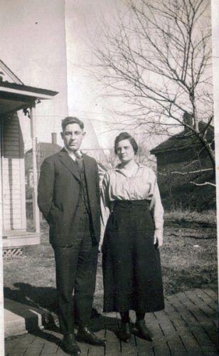 Elmer & Lenna Hallett Benson