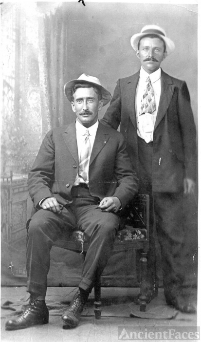 (1882-Harold.Austin.Nealon) with unknown man