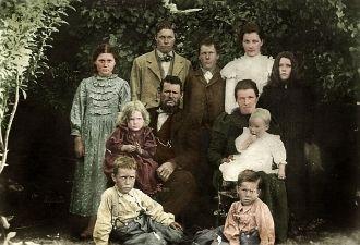 Jonathan A Allen family