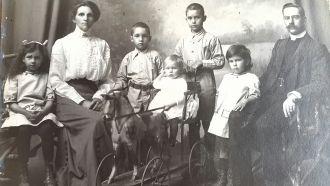 'du Toit family, South Africa