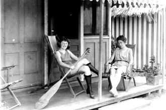 Unknown women circa 1920