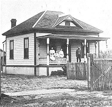Bopp Family Home; Fresno, CA