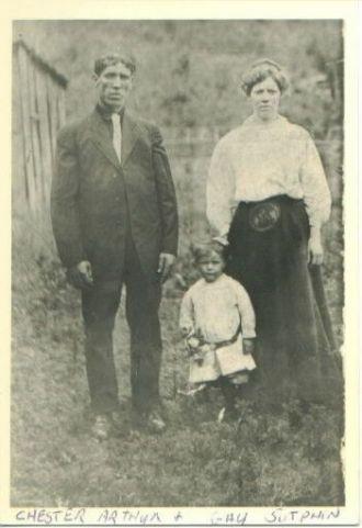 A photo of Chester Arthur Sutphin