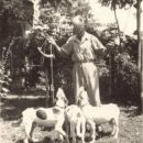 Scott Collins  & his Dogs