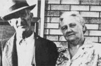John Q and Lida Biddle