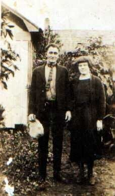 Charlie Talmage & Annie Nettie Norvell McKinley
