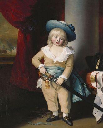 Prince Octavius of Great Britain