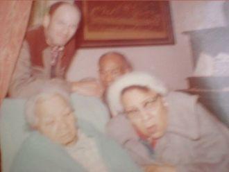 Bertha (Ford) Coleman Family, PA