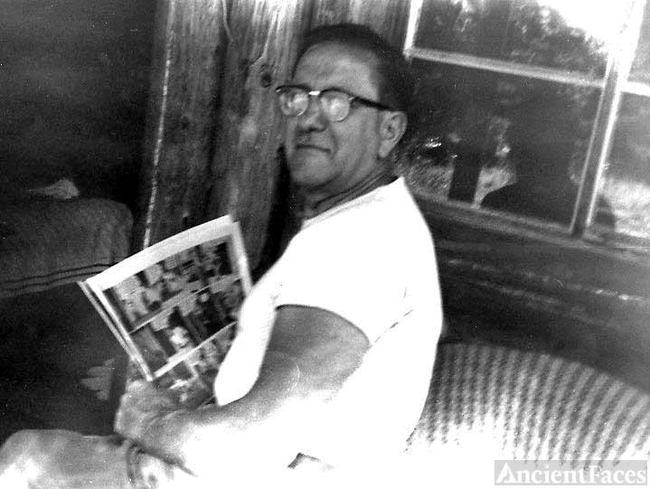 Dewey David D'Albert, 1956 California