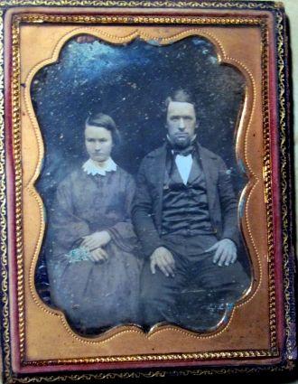 Martin & Maria (Vaughan) Jones