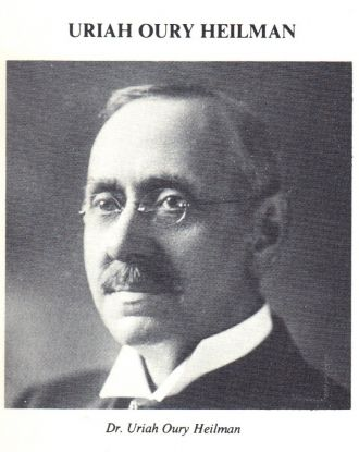 Uriah Oury Heilman