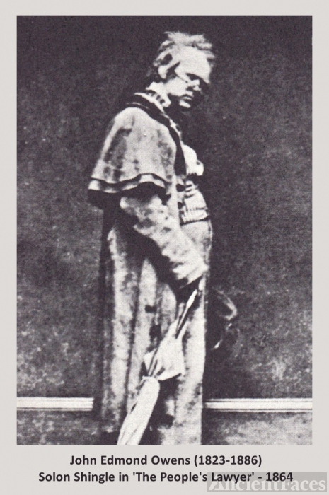 John Edmond Owens 1864