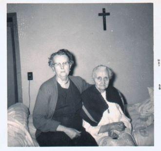 A photo of Kathryn Linscheid (Nee Hying)