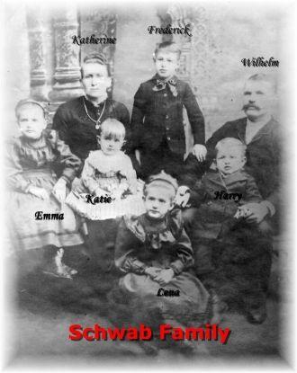 Schwab Family Portrait