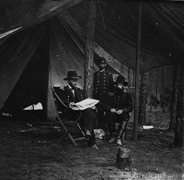 General Grant US Civil War