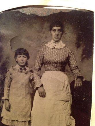 Annie & Susannah (Truman) Parks
