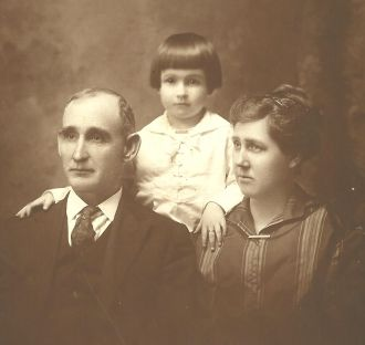 Samuel Newton Turrentine family