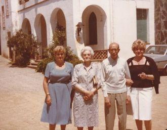Maria Poirson and Dalmacio Coll