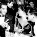 """Cantinflas"", Elizabeth Taylor, Mike Todd"