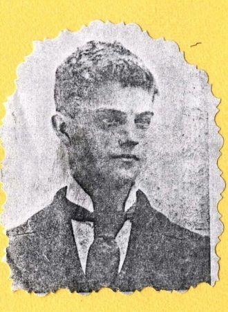 Richard E.  WILD, b. 1877, AR