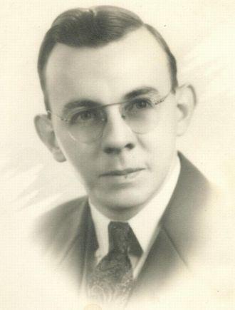 A photo of George A Robinson