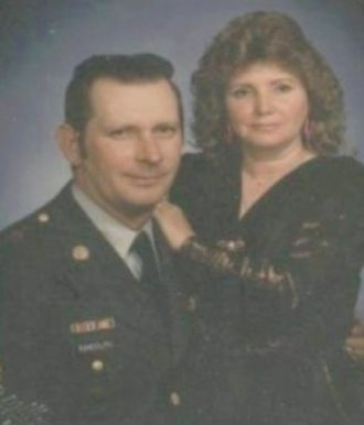 SSG Henry and wife Pat. my parents