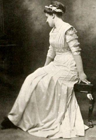 Editha O. Parsons, West Virginia, 1910
