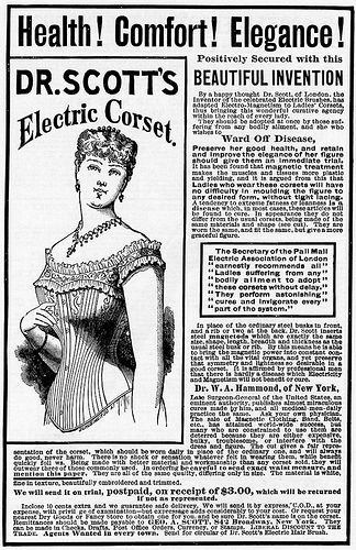 Dr. Scott's Electric Corset