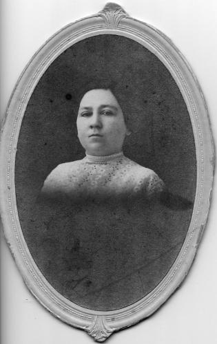 Frances (Bevil) May