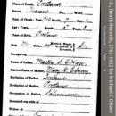 Michael Charles O'hare--Maine, U.S., Death Records, 1761-1922(1902)