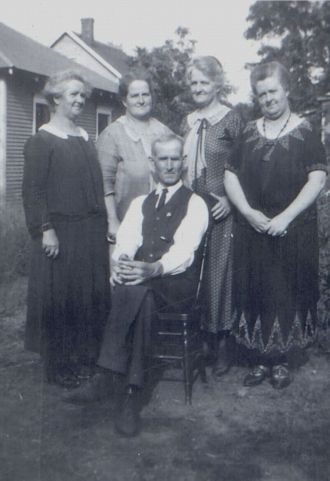 Mahon Family, 1925