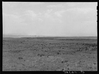 Williston, North Dakota 1937