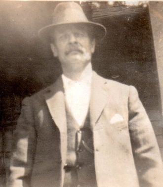 A photo of Robert George Woods