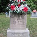 Gussie Jeffers Sexton gravesite