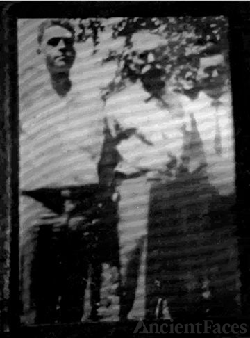 Barney, Charles & Bill Mitchell, 1915