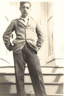 Sonny Lucas abt 1945