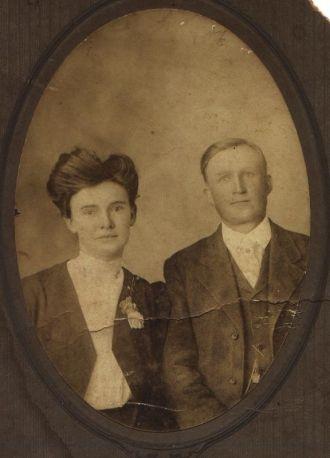 Unknown couple, Arkansas