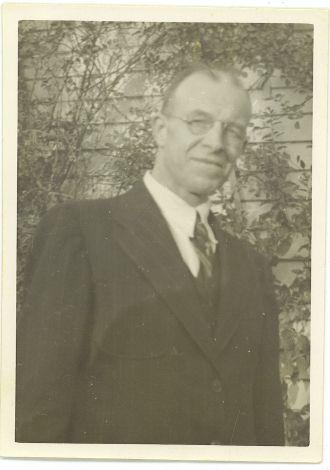 A photo of George Edward Franklin