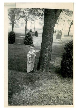 A photo of G. David Yaros