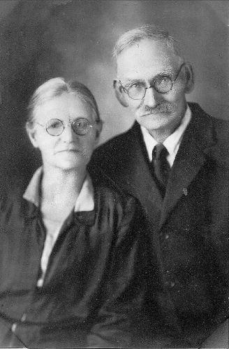 James E. Bird and Sirena Alice Smith